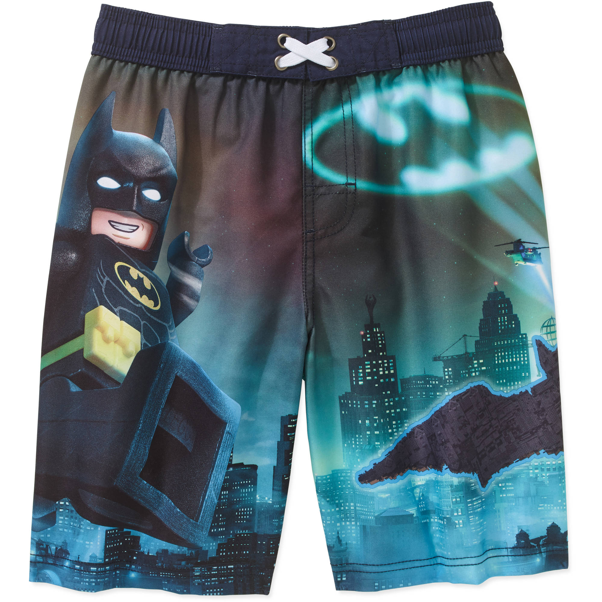 LEGO Batman Boys' Swim Shorts