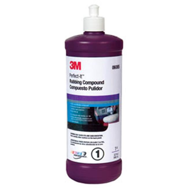 3M Company  3M-6085 Perfect-It Rubbing Compound  1 Quart