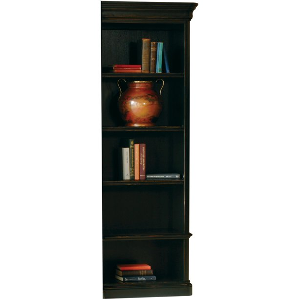 "Hekman 79145 Louis Phillippe 28"" Wide Wood Bookcase - Wood Veneer"