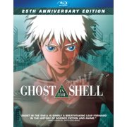 Ghost in the Shell (25th Anniversary) (Blu-ray) by