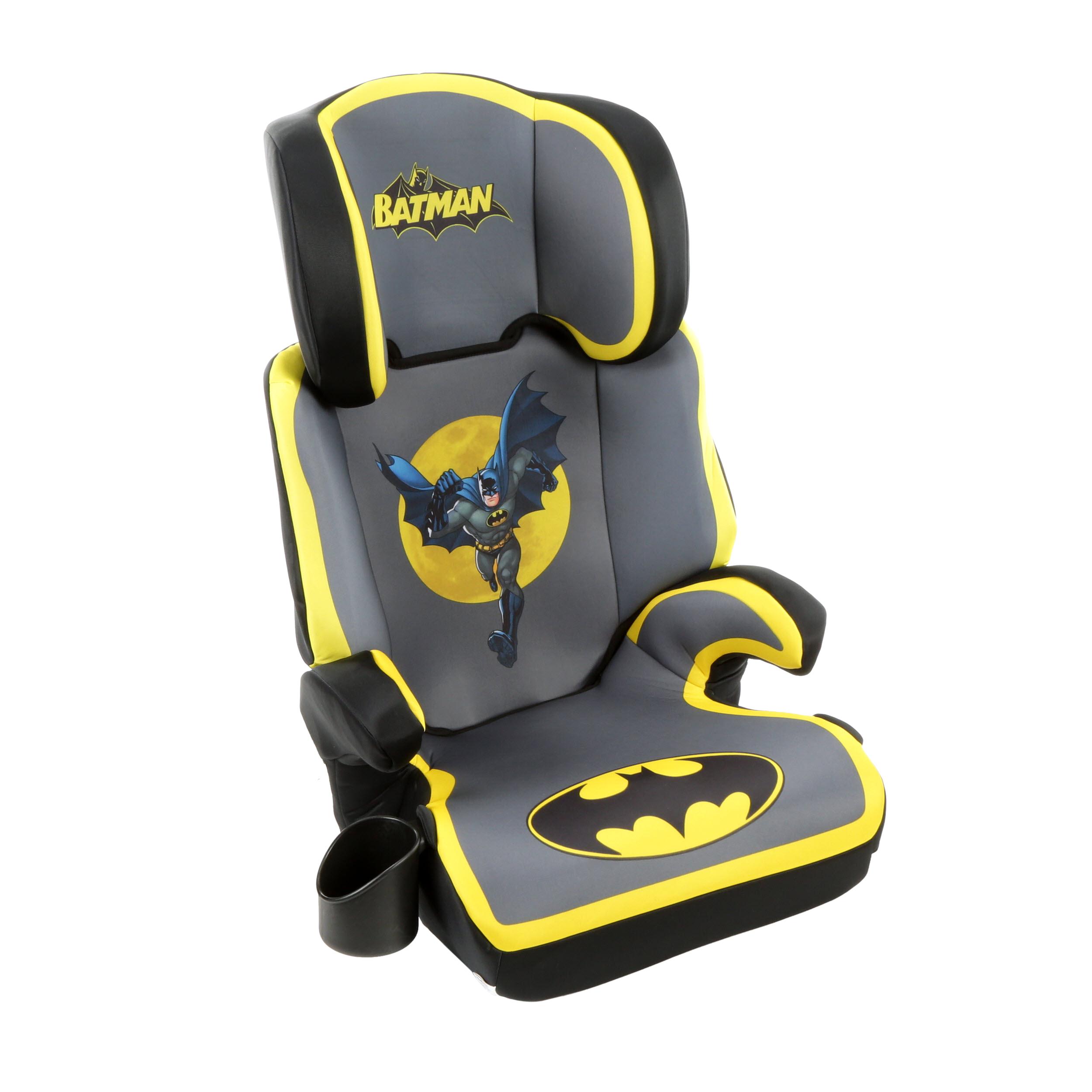 KidsEmbrace DC Comics Batman High Back Booster Car Seat