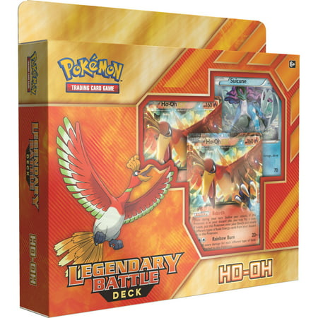 Pokémon Legendary Battle Deck, Ho-Oh and Lugia (Legendary Battle Decks Ho Oh And Lugia)