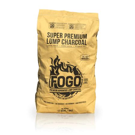 Fogo Super Premium Hardwood Lump Charcoal 17.6-pound