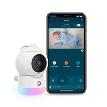 Refurb Motorola Peekaboo Full HD 1080p WiFi Video Baby Camera