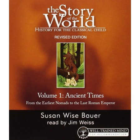 Story of the World: History for the Classical Child (Audio): The Story of the World: History for the Classical Child (Audiobook) (Audio Halloween Stories)