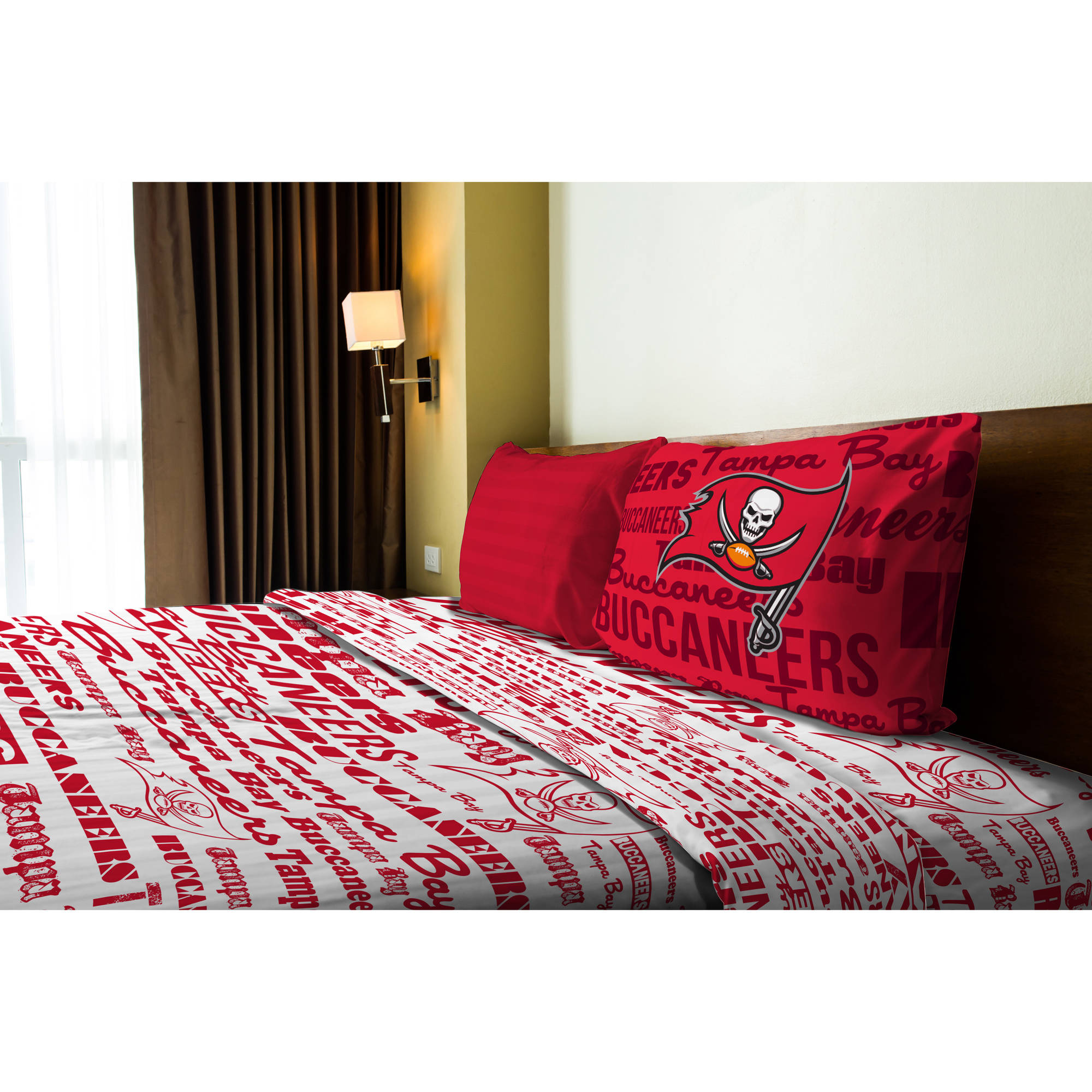 NFL Tampa Bay Buccaneers Anthem Sheet Set