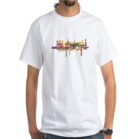 CafePress - Grand Rapids Beer City USA - Color Print T-Shirt - Men's Classic T-Shirts - Grand Rapids Halloween Usa