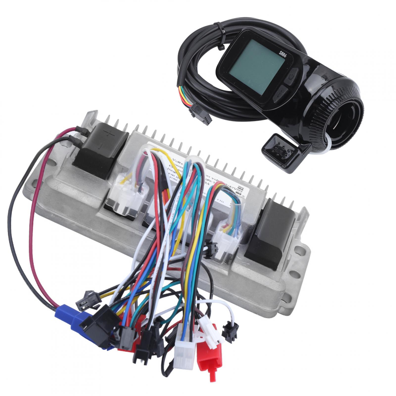 Details about  /Brushless Controller Controller Electric Tricycles Controller Controller