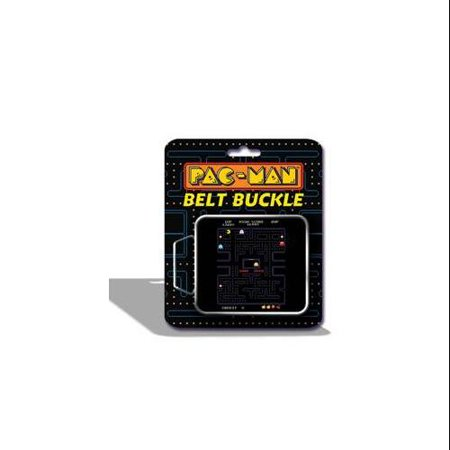 Pac Man Gameboard Belt Buckle - Pagan Halloween Songs