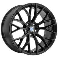 Beyern Antler 18x8.5 5x120 +40mm Double Black Wheel Rim