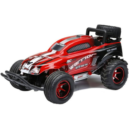 be02a5b3462 New Bright 1:16 R/C Full-Function 9.6V Pro Warrior, Red - Walmart.com