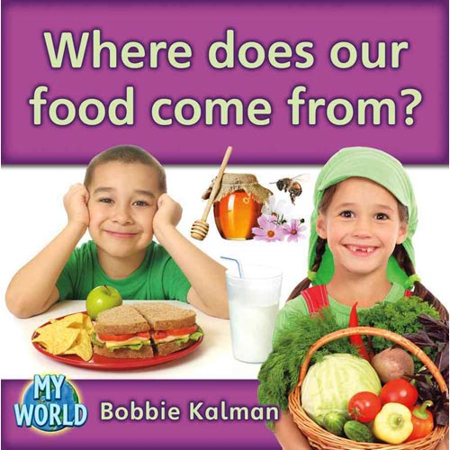 Where does our food come from walmart com