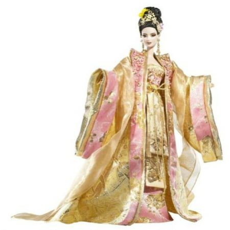 Empress of the Golden Blossom Barbie Doll Limited Edition 4700 or less! ()