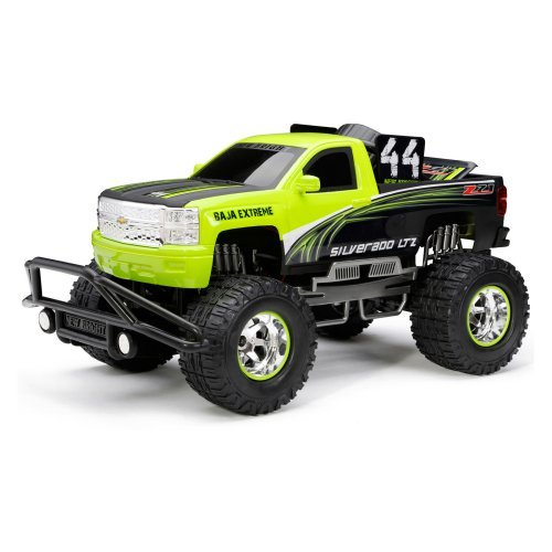 New Bright 1:10 Baja Extreme Chevy Silverado Radio Controlled Toy