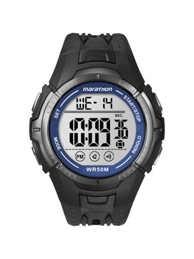 730cd64ab3ad Product Image Marathon by Timex Men s Digital Full-Size Watch