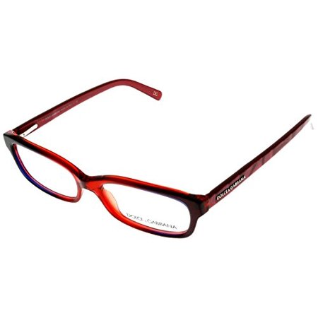 Glasses Frame Bridge Size : Dolce & Gabbana Prescription Eyeglasses Frame Women DG3084 ...