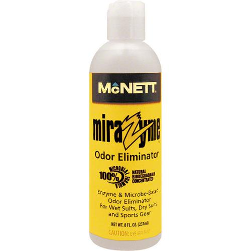 M Essentials 8 oz. MiraZyme Enzyme Based Gear Odor Eliminator