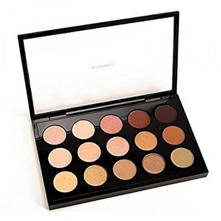 MAC Palette Eyeshadow x15 Warm Neutral ()