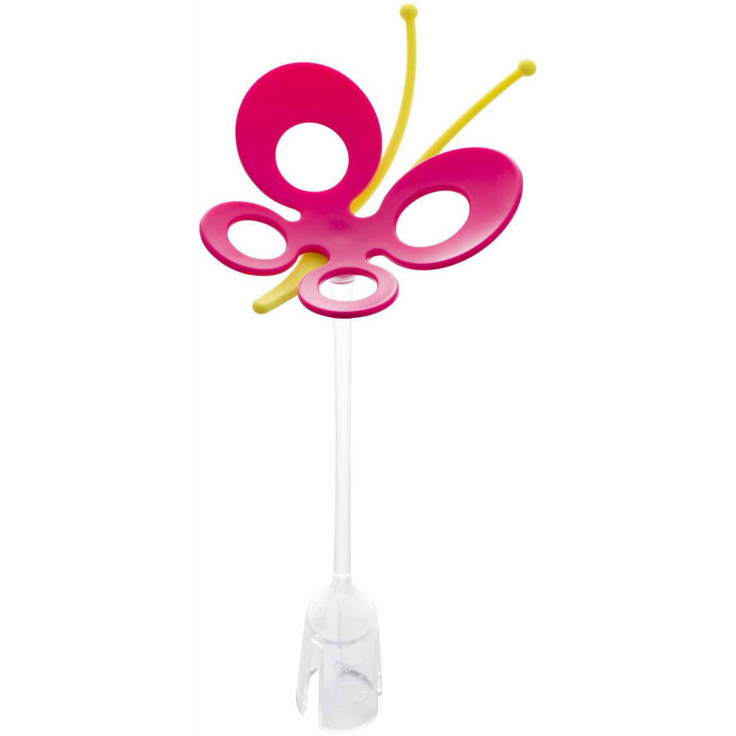Boon FLY Drying Rack Accessory, Pink Yellow by Boon