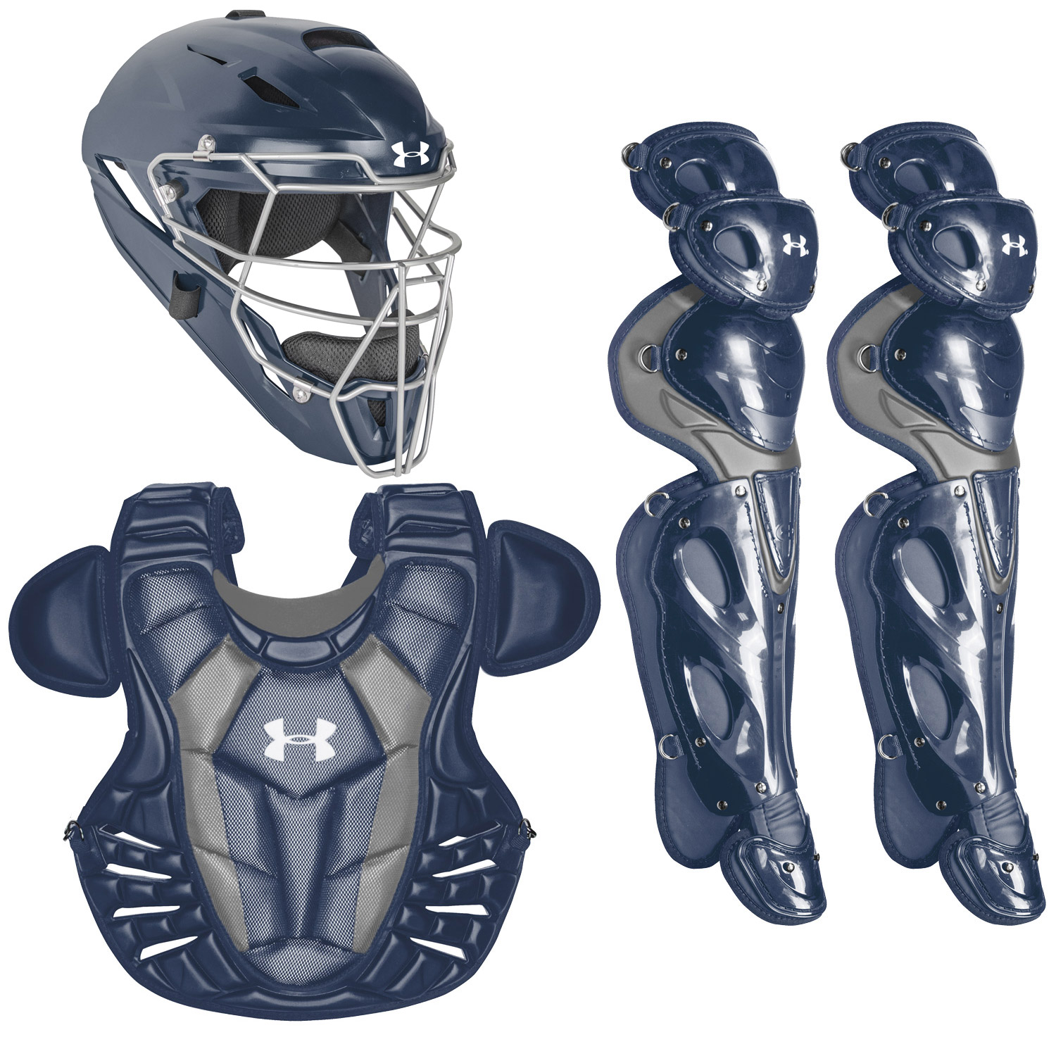 Under Armour UA Converge Pro Adult Baseball Catcher's Package