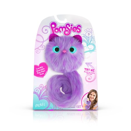 Pomsies Pet Speckles- Plush Interactive Toy