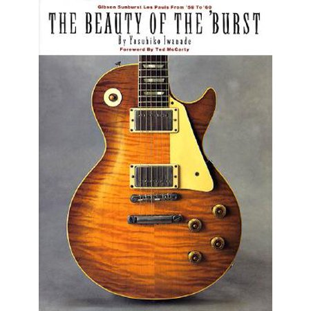 The Beauty of the 'burst : Gibson Sunburst Les Pauls from '58 to
