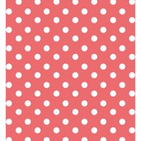 "RTC Fabrics Cotton Flannel 43"" Apparel POLKADOT PUNCH Fabric, per Yard"