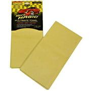 "A&H Micro Magic Ultimate Streak-Free Towel, 15"" X 24"" (12 CT)"
