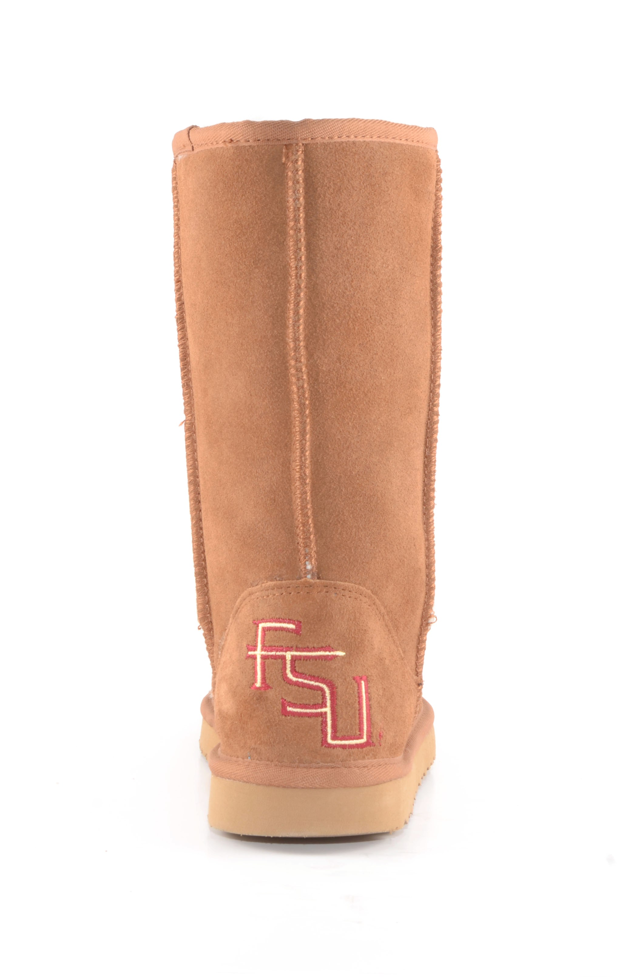 Gameday Womens Florida State Lined Short Classic Roadie Boots
