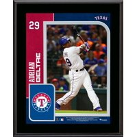 "Adrian Beltre Texas Rangers 10.5"" x 13"" Sublimated Player Plaque"
