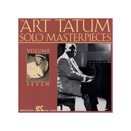 Solo performer: Art Tatum (piano).Recorded at Radio Recorders, Hollywood, California between 1953 & 1955. Includes original release liner notes by Benny Green.
