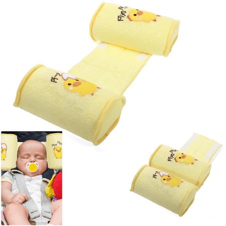 Baby Newborn Infant Sleep Prevent Positioner Anti Roll