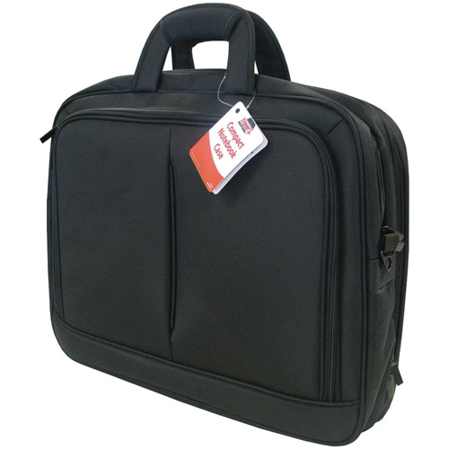 "Travel Solutions 17"" Top-Loading Laptop Bag"