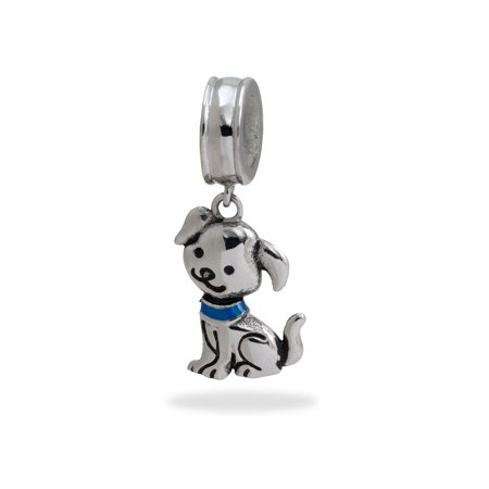 Stainless Steel Dog Dangle (Multi Dangle Charms)