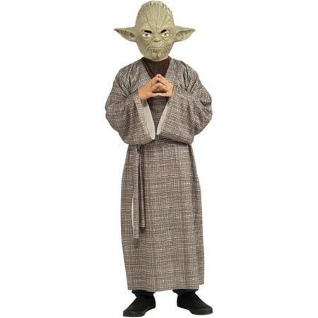 Rubies Yoda Child Dress-Up Costume (Yoda Child Costume)