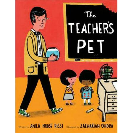 The Teacher's Pet (The Teacher's Corner Halloween)