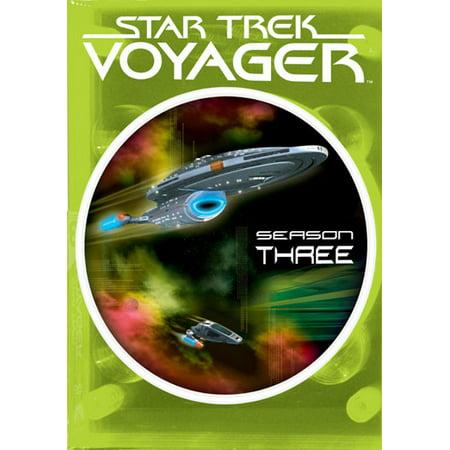 Star Trek Voyager Complete 3rd Season [dvd] [7discs] (paramount Home Video)