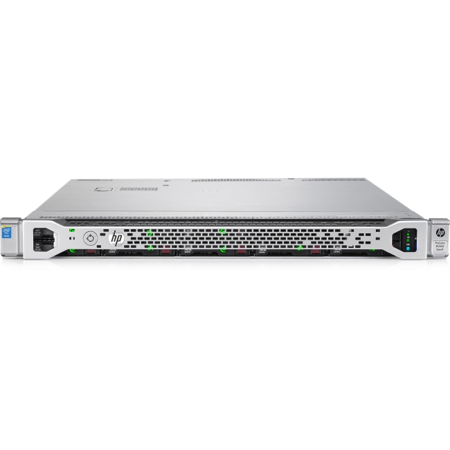 HP ProLiant DL360 G9 1U Rack Server 1 x Intel Xeon E5-2630 v3 Octa-core (8 Core) 2.40 GHz by HP