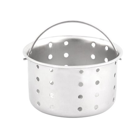 Tone Steel Mesh (Unique BargainsStainless Steel Sink Anti-clogging Mesh Strainer Filter Silver Tone 7.7cm Dia )