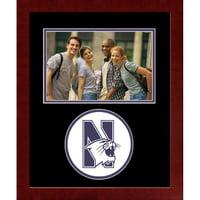 Northwestern University Spirit Photo Frame (Horizontal)