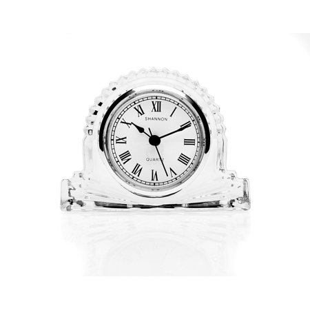 Shannon Small Mantle Clock