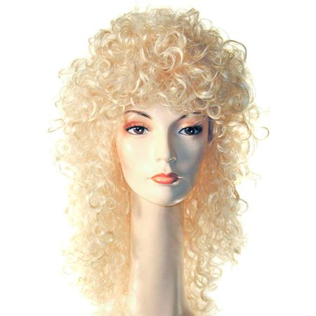 Morris LW451BL Dolly Fancy Bargain Wig - Blonde - image 1 of 1