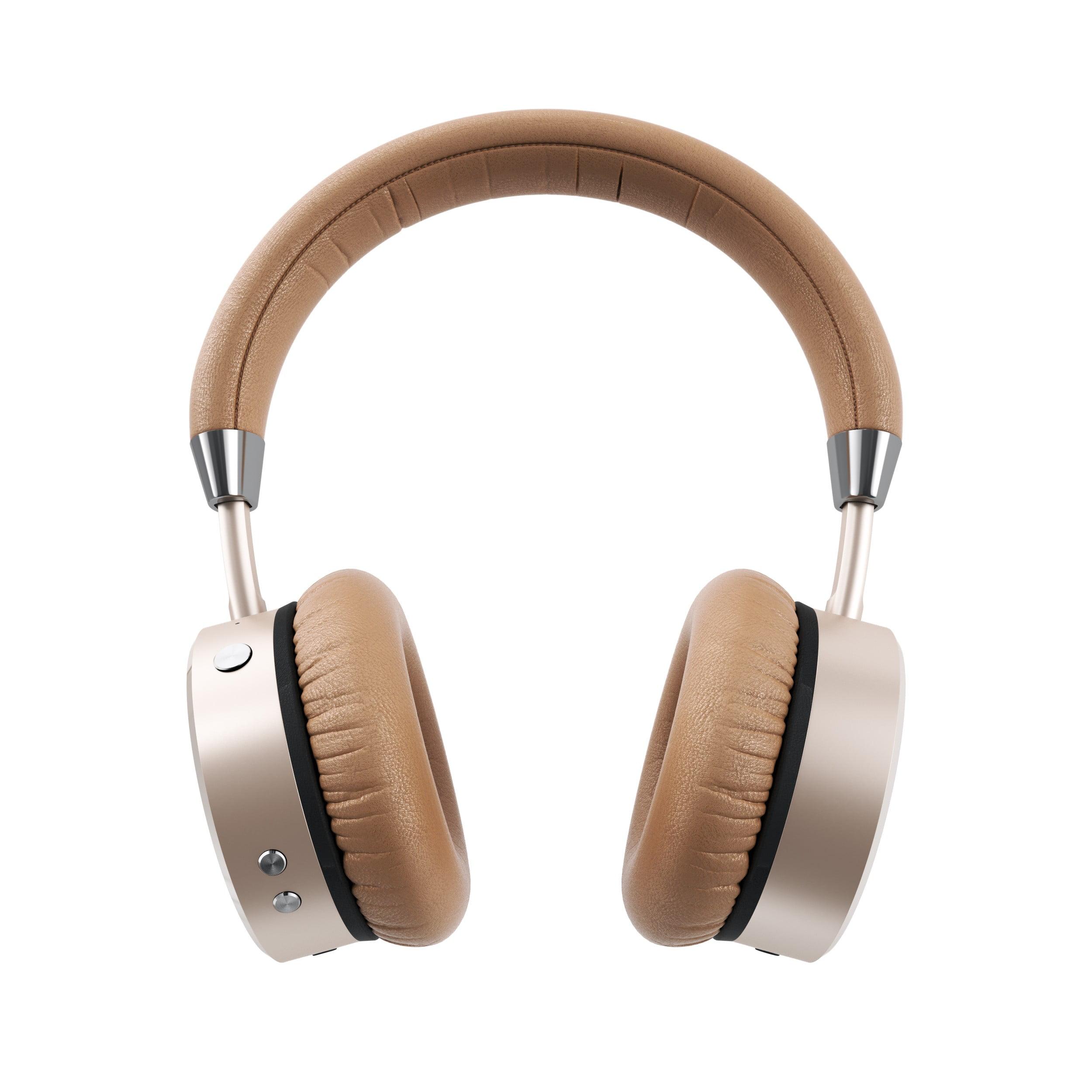 Satechi Aluminum Wireless Headphones (Gold)
