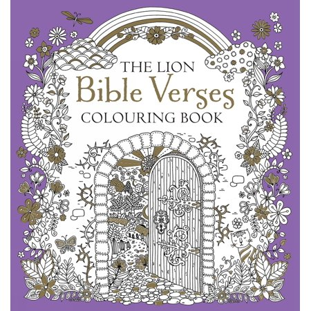 Lions Den Bible (The Lion Bible Verses Colouring)