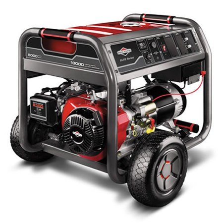 Briggs & Stratton 30664 8,000 Watt Portable Generator Briggs & Stratton Electric Generator
