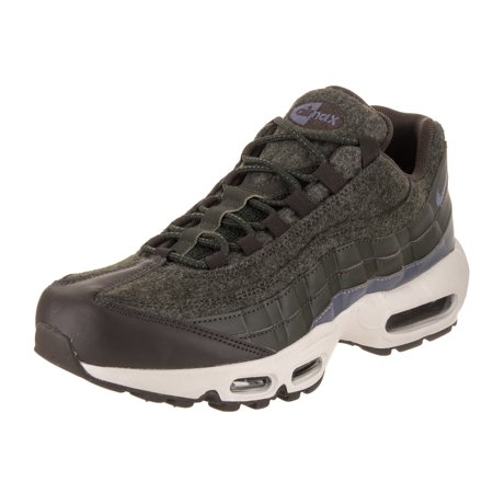 competitive price 5854a 701ab Nike Men's Air Max 95 PRM Running Shoe