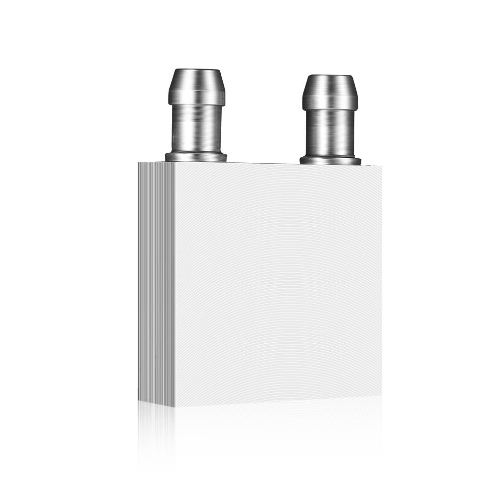 82×40×12mm CPU//semiconductor//graphics card Water Cooling Block Radiator Aluminu