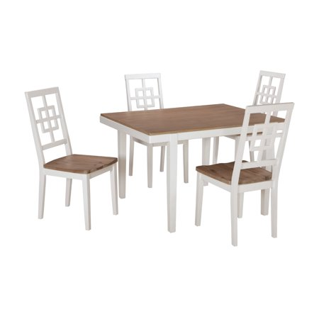 Rectangular Dining Room Series - Signature Design by Ashley Brovada Rectangular Dining Table Set