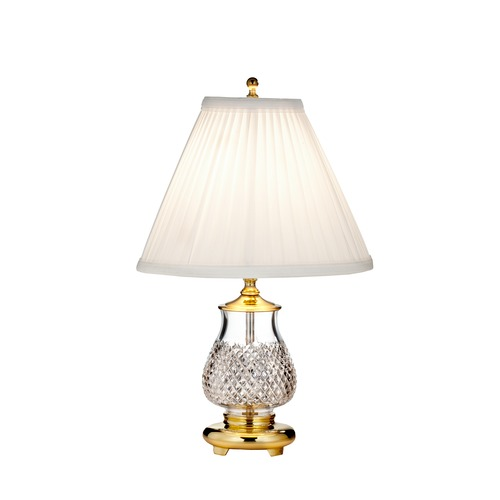 """Waterford Lighting Alana Accent Lamp, 14.5"""""""