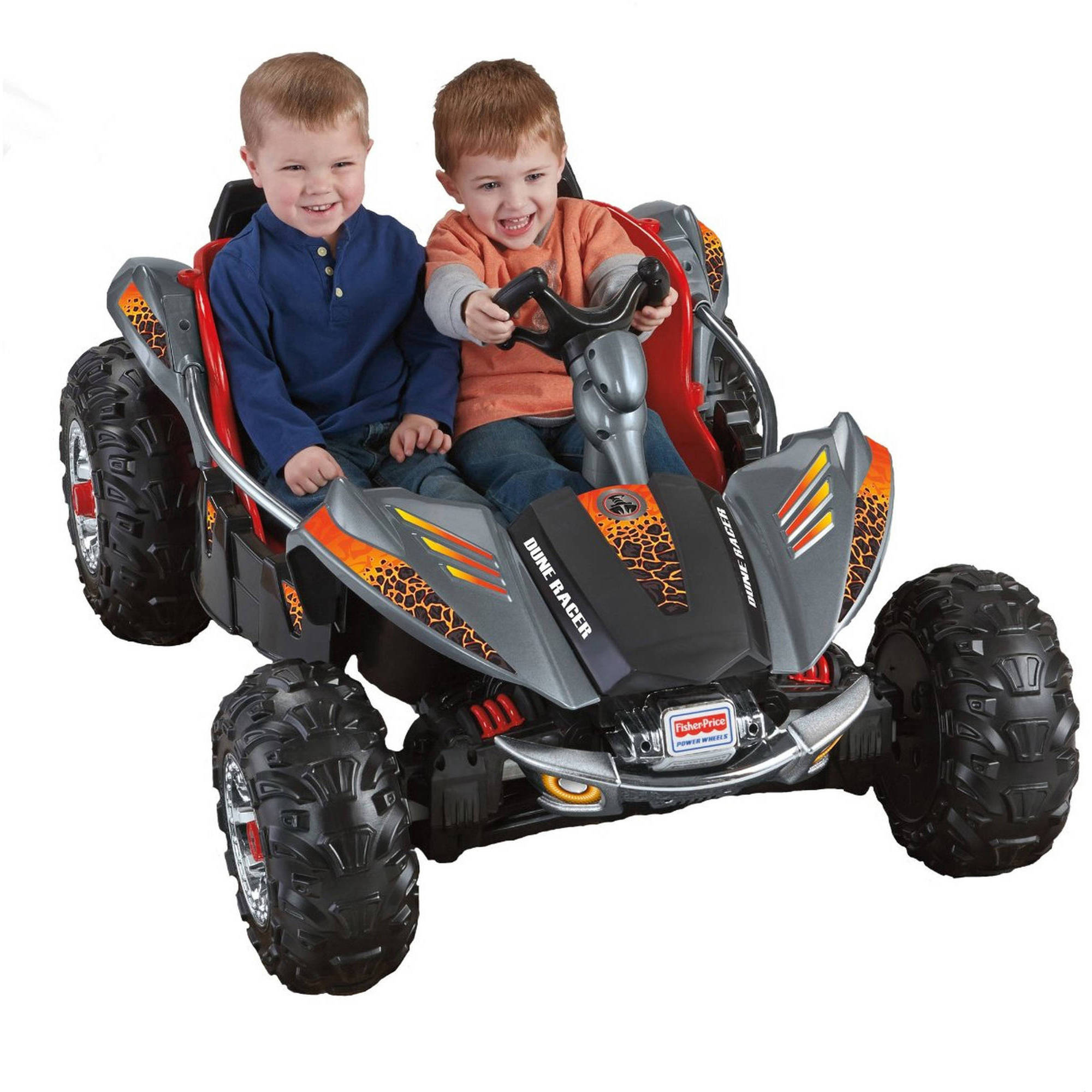 Fisher-Price Power Wheels Dune Racer 12-Volt Battery-Powered Ride-on
